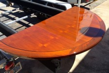 10 Tips for High Gloss Yacht Table Finishing